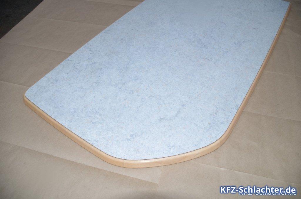 Reimo designer tischplatte tisch 580x1020 neu selbstausbau for Designer tischplatten