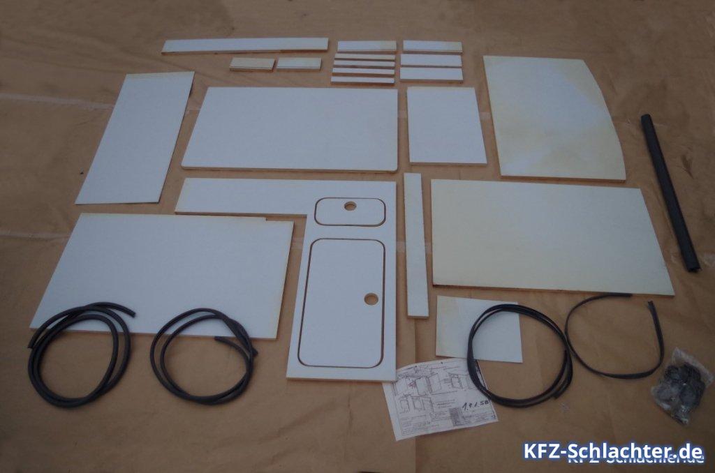 Kühlschrank Kfz : Reimo küchenteil mit kühlschrank neu selbstausbau ausbaumöbel möbel