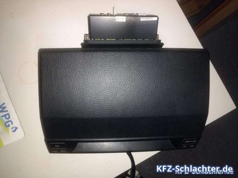 bordcomputer und navigationsdisplay - mazda 6 - gk3b66dv002